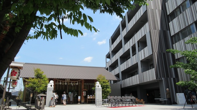 赤城神社(新宿区): お参りメモ